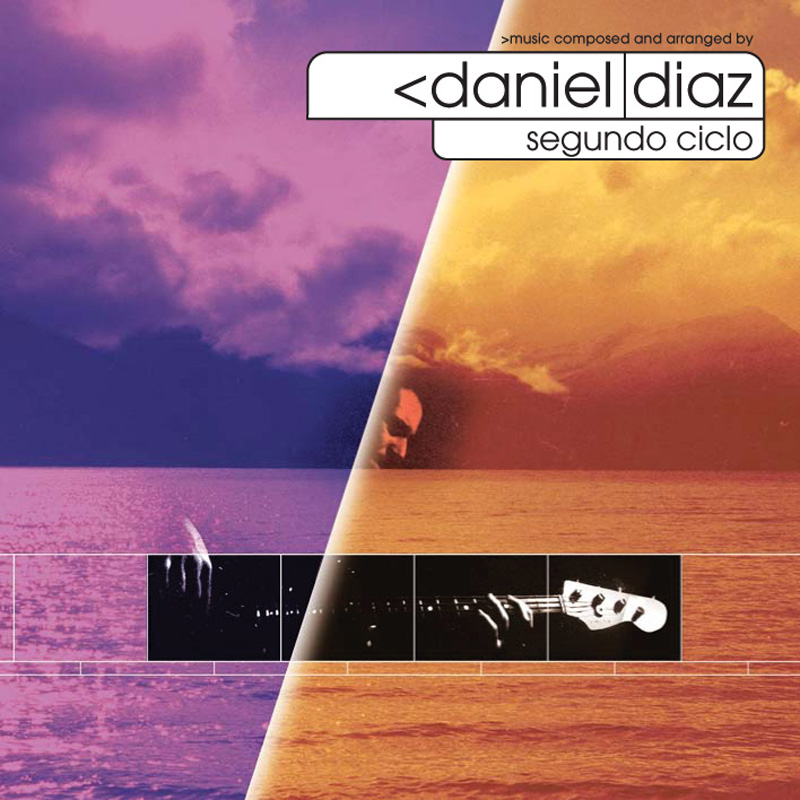 Segundo Ciclo  (cover art) album by Daniel Diaz