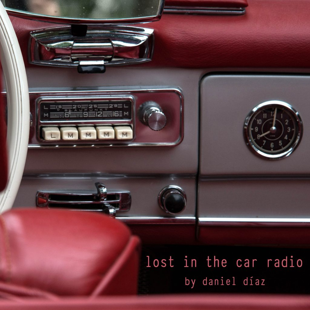 lost in the car radio